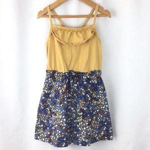 🛍Hanna Andersson Girls Dress Babydoll Floral